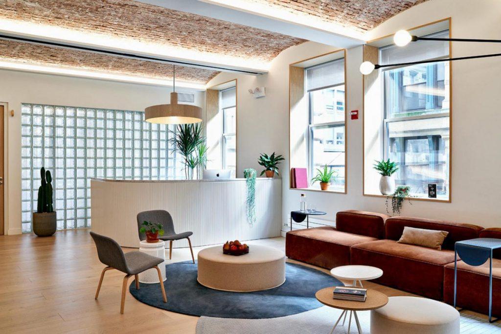дизайн офисных интерьеров фриланс
